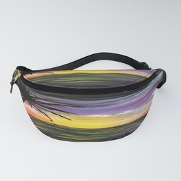 Sunset Sea Fanny Pack