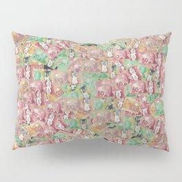 Bed of Money Pillow Sham