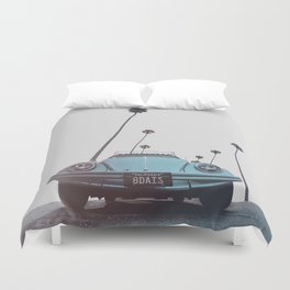 California Duvet Cover