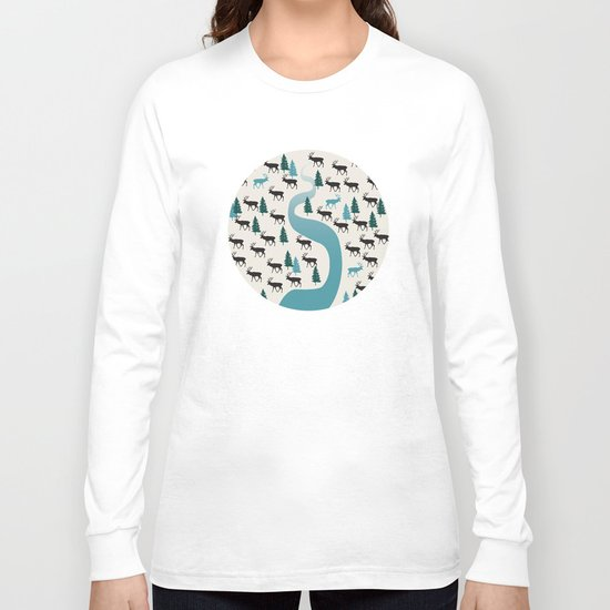 Forest River Long Sleeve T-shirt
