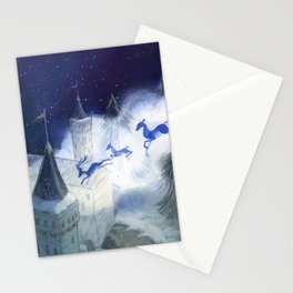 December's Tale Stationery Cards