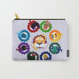 Spinning Senshi - Eternal + Supers Carry-All Pouch