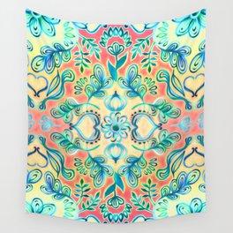 Summer Island Dreams Wall Tapestry