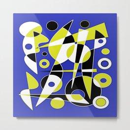 Abstract #853 Metal Print