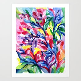 My Latibule Art Print