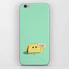 Happy Taco, Olé iPhone Skin