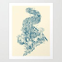 Horsemen of the Apocalypse Art Print