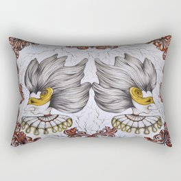 Gemini Stranger Rectangular Pillow