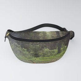 Backpacking Camp Fire Fanny Pack
