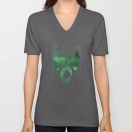 Wolfgun - Projections Unisex V-Neck