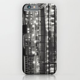 Riverfront Lights iPhone Case