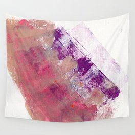 Warm Curve Wall Tapestry