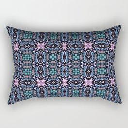 Geometric Pattern 2 Rectangular Pillow