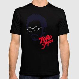 Toro Y Moi - Minimalistic Print T-shirt