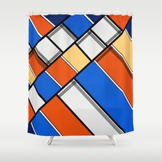 Lined I Shower Curtain