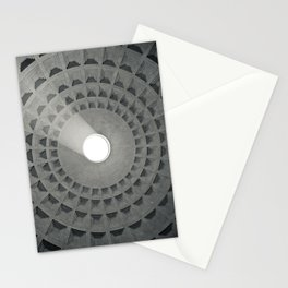Pantheon Ceiling Stationery Cards