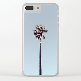 Endless Summers Clear iPhone Case
