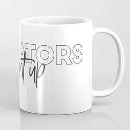 Regulators mount Coffee Mug