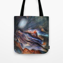 The Art of Nature - Jupiter Close Up Tote Bag