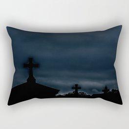 Gothic Sky Rectangular Pillow