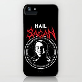 HAIL SAGAN iPhone Case
