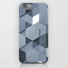 Poly iPhone Case