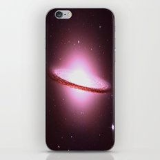 Space Energy iPhone & iPod Skin