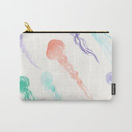 Jellyfish festival Carry-All Pouch