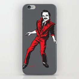 Barney Thriller iPhone Skin
