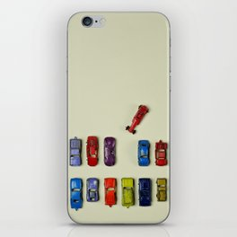 They Paved Paradise iPhone Skin