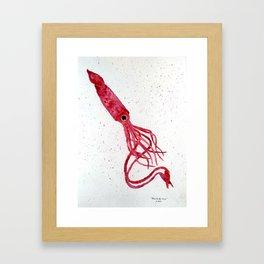 Architeuthis Nick Framed Art Print