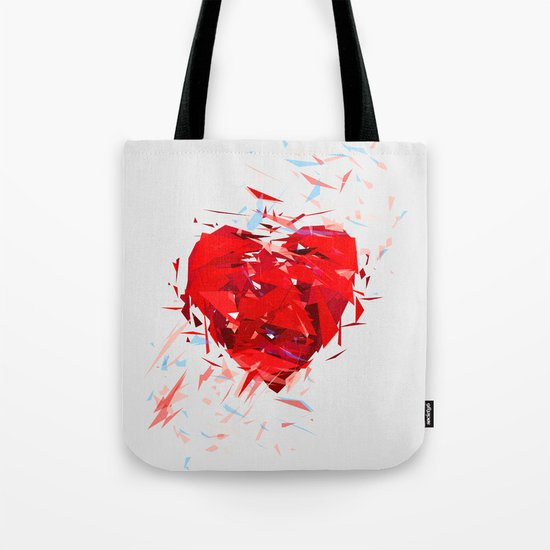 Fragile Heart Tote Bag
