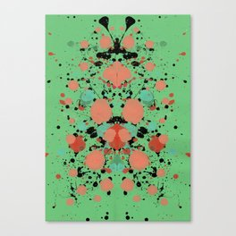 Creative Thought Canvas Print