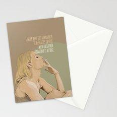 Margot Helen Tenenbaum Stationery Cards
