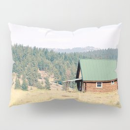 Life is Better at the Cabin Pillow Sham