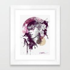 Lovely Boys Series No.1 Framed Art Print