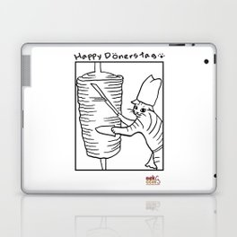 Happy Dönerstag Laptop & iPad Skin