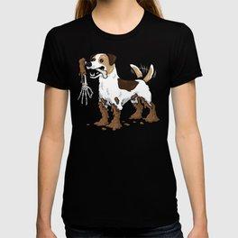 Good Boy Finds Nasty Stuff T-shirt