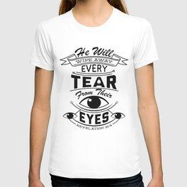 Revelation 21:4 T-shirt