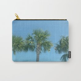 Three Palm Trees or Whatever Fits on the Product You Like Carry-All Pouch