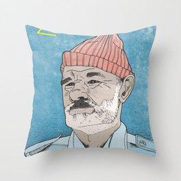 Zizzou Throw Pillow
