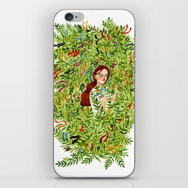 The Rag Tree iPhone Skin
