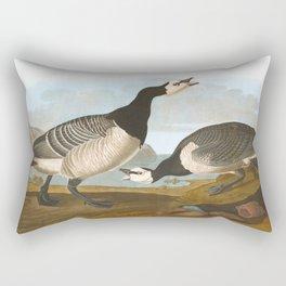 Barnacle Goose Rectangular Pillow