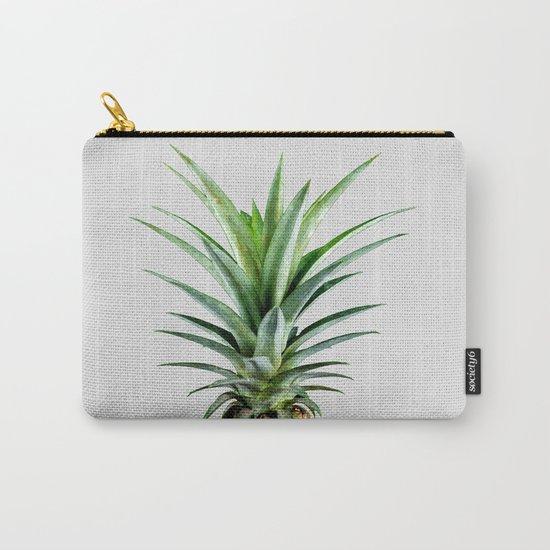 Pineapple V2 #society #buyart #artprints #decor Carry-All Pouch