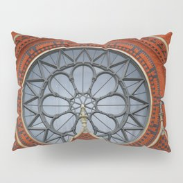 Music Hall, Cincinnati Pillow Sham