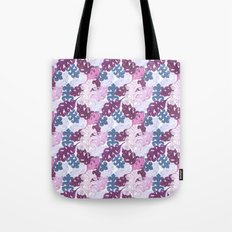 Rococo Leaves Tote Bag