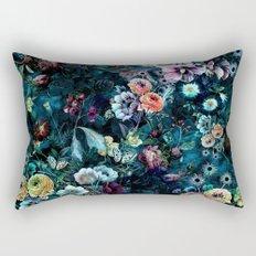 Night Garden Rectangular Pillow