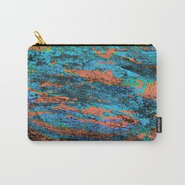 Texture Carry-All Pouch