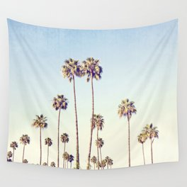 Cali Palms Wall Tapestry