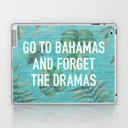 Go to Bahamas Laptop & iPad Skin
